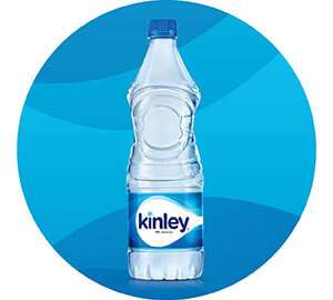coca cola mineral water