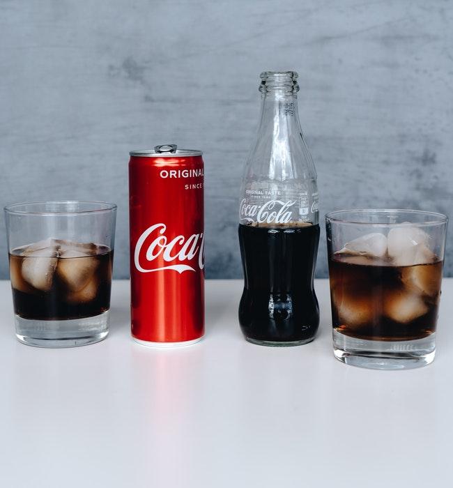 Benefits of soft drinks