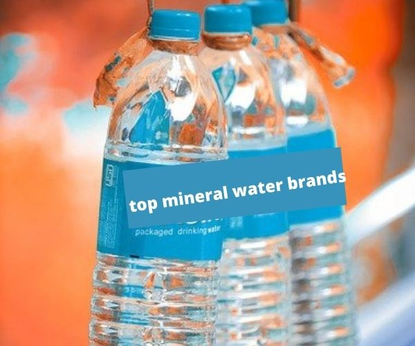 top mineral water brands
